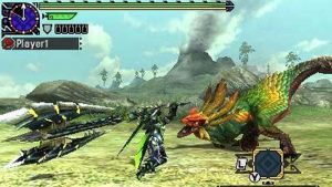 descargar Monster Hunter Generations CIA 3DS USA