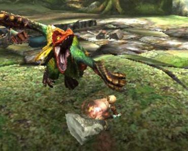 Monster Hunter Generations 3DS (USA) CIA (Region Free