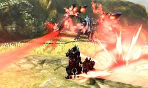 descargar Monster Hunter XX Double Cross CIA 3DS INGLES PATCH