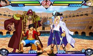 descargar One Piece Great Pirate Colosseum CIA 3DS JAP