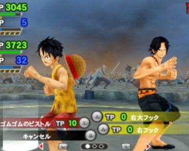 One Piece: Romance Dawn [3DS] [Español] [Mega] [Mediafire]