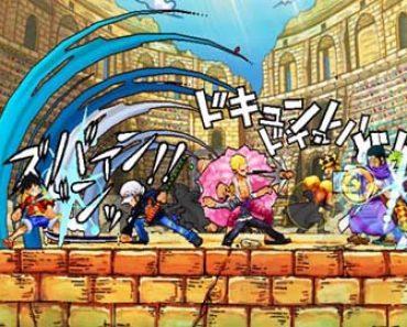 One Piece Super Grand Battle X CIA 3DS JAP