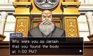 Phoenix Wright Ace Attorney Trilogy CIA