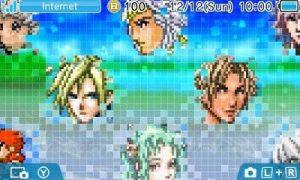 Pictlogica Final Fantasy CIA 3DS