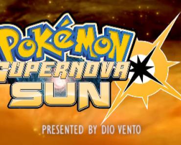 Descargar Pokémon Supernova Sun CIA 3DS USA