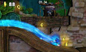 Sonic Boom Fuego  Hielo CIA