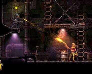 SteamWorld Heist: DLC & Update 2.0 3DS (EUR) CIA