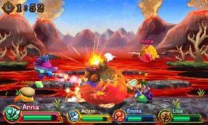 descargar Team Kirby Clash Deluxe CIA 3DS EUR