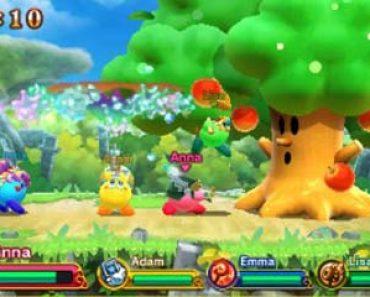 Team Kirby Clash Deluxe (EUR) (Multi) (Region-Free) 3DS ROM CIA