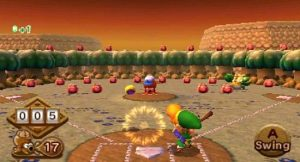 descargar The Legend of Zelda A Link Between Worlds CIA 3DS USA