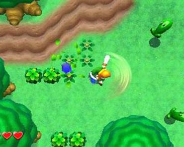 The Legend of Zelda A Link Between Worlds CIA 3DS USA