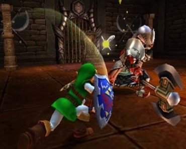 Descargar The Legend of Zelda Ocarina of Time 3D full mega