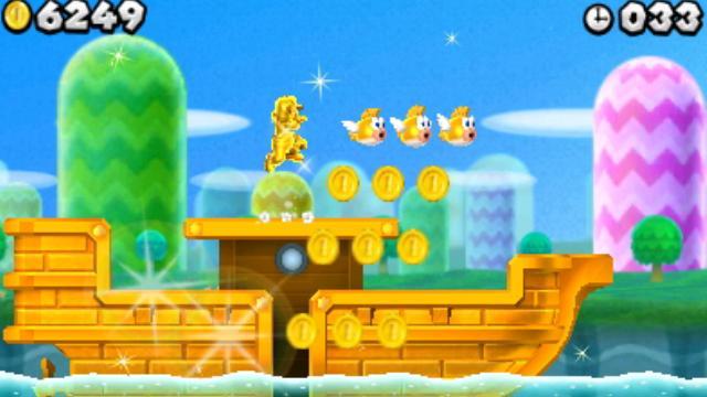 New Super Mario Bros 2 Gold Edition EUR