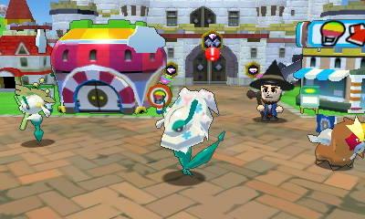 Pokemon Rumble World CIA 3DS EUR FULL mega