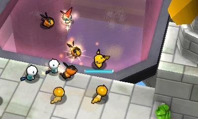 Pokemon Rumble Blast / Super Pokemon Rumble 3DS CIA