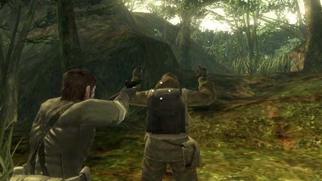 Metal Gear Solid 3D- Snake Eater USA