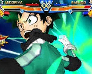 My Hero Academia Battle for All 3DS CIA USA/EUR