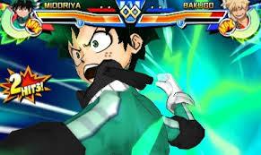 My Hero Academia / Boku no Hero Academia: Battle for All [3DS]