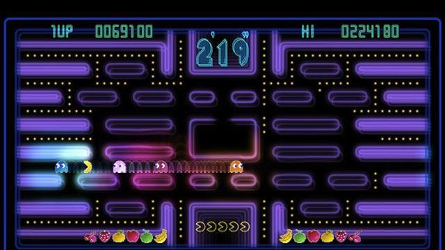 Pacman Galaga Dimensions 3DS CIA USA/EUR