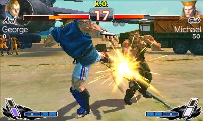 Super Street Fighter IV 3D edition 3ds cia Region Free (MEGA)