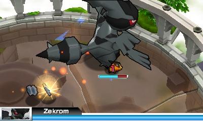 descargar Super Pokemon Rumble CIA 3DS EUR