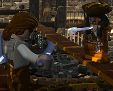 LEGO Pirates of the Caribbean - 3DS ROM & CIA