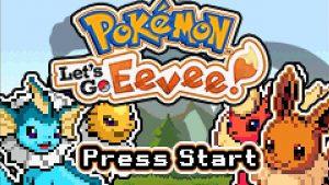 Pokemon Let's Go Pikachu & Eevee GBA ROM Download