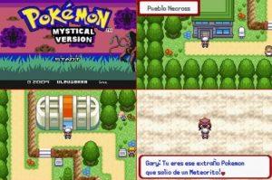 Hack roms Pokémon (link de descarga) gba