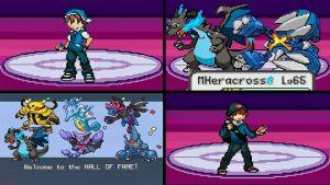 Pokemon Stone Dragon 1 GBA En Español