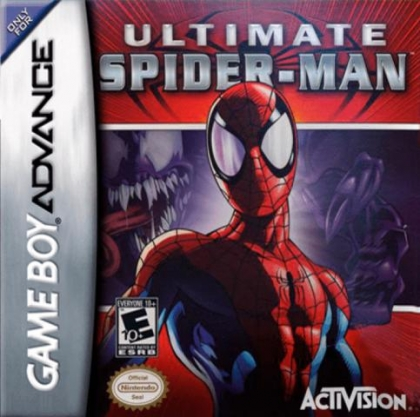 Spider-Man 3 [Spain]-Nintendo Gameboy Advance (GBA)