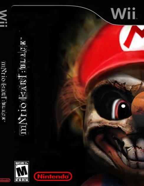 Descargar Mario Kart Black Wii ISO Full Mega Mediafire googledrive