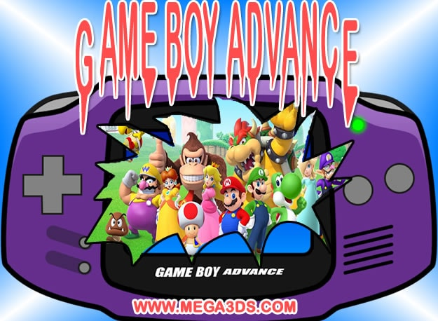 Juegos para Game Boy Advance (GBA) CIA EUR Full Mega - Mediafire - Googledrive