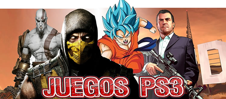 Juegos para PlayStation 3 PS3 1 solo Link Mega - Mediafire -Googledrive