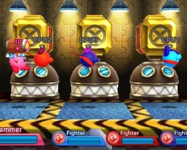Descargar Kirby Fighters Deluxe CIA 3DS EUR