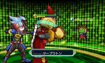 Descargar Hero Bank 2 CIA 3DS JAP