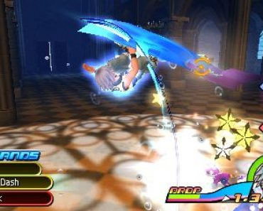 Descargar Kingdom Hearts 3D Dream Drop Distance CIA 3DS
