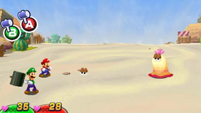Descargar Mario y Luigi Dream Team Bros CIA 3DS