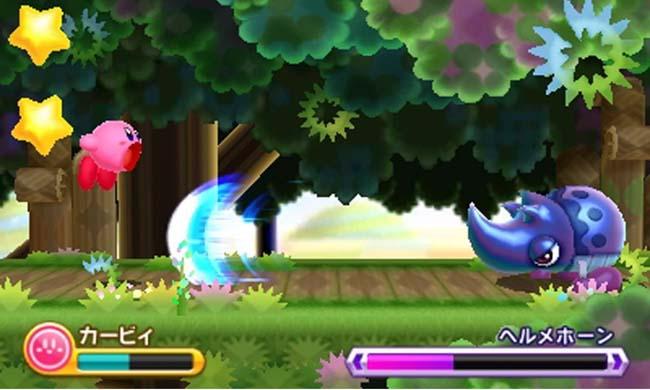 Descargar kirby Triple Deluxe CIA 3DS USA full Mega Googledrive