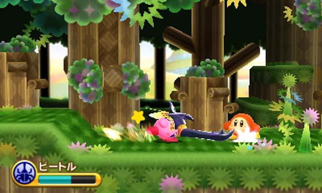 Descargar kirby Triple Deluxe CIA 3DS USA 1 solo Link