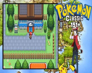 Pokémon Classic 151 ROM GBA