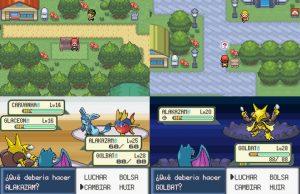 Hackrom: Pokémon Final Red en español [gba]