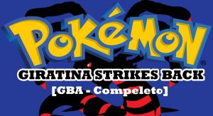 Pokemon Giratina Strikes Back ROM Download