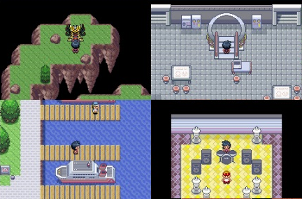 Descargar Pokemon GIRATINA STRIKES BACK Para GBA Completo