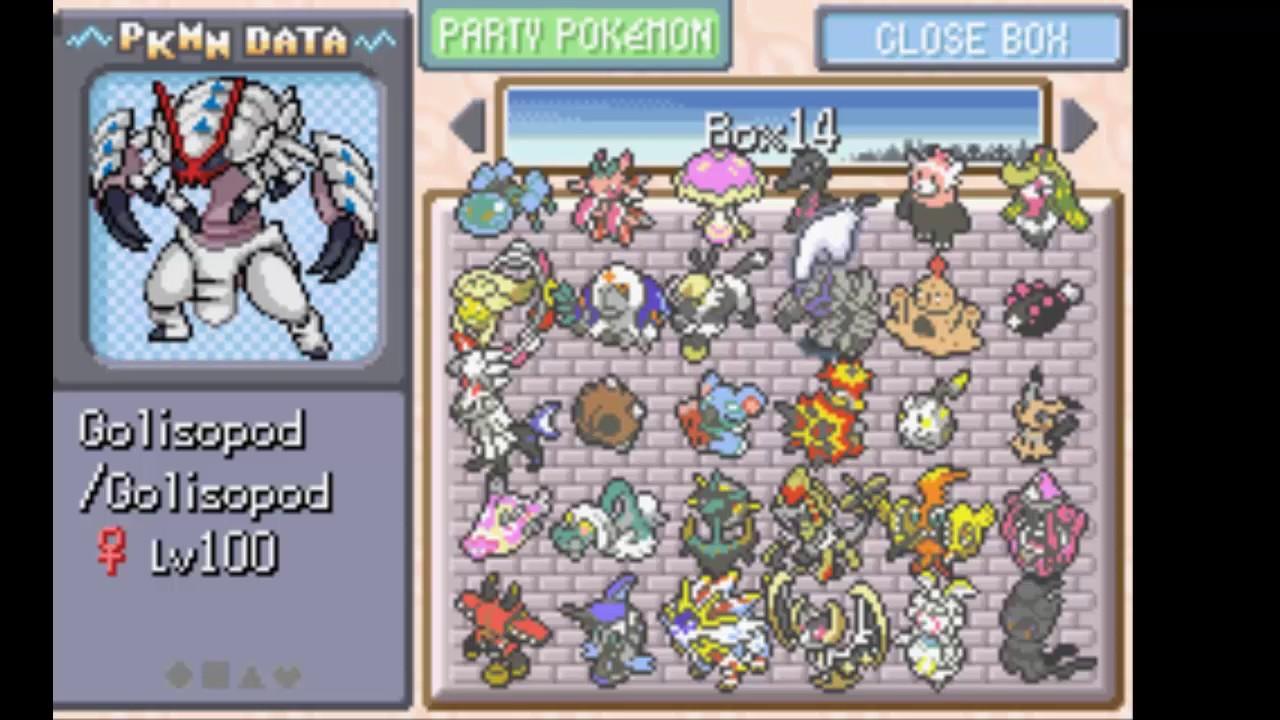 Descargar Pokémon Ultimate Battle ROM GBA