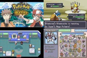 Pokémon Ultimate Battle ROM GBA FULL MEGA