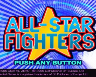 All-Star Fighters - Sony Playstation 2 (PS2) pal
