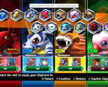Digimon All-Star Rumble | PS3 | ROM & ISO Download