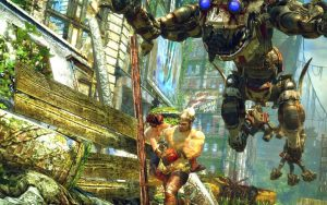 descargar Enslaved Odyssey to the West PS3 ISO