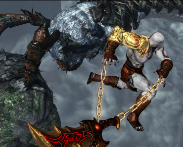God of War III - PS3 ISO/ROM - Playstation 3 Download
