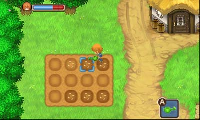 descargar Harvest Moon 3D The Tale of Two Towns CIA